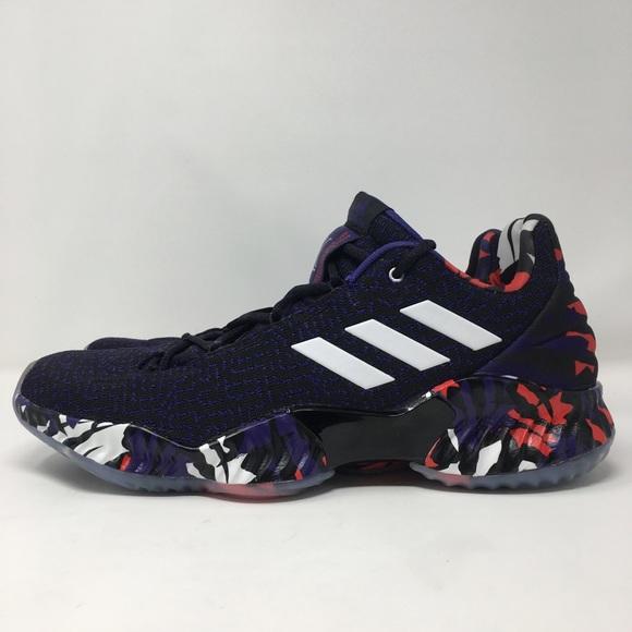 51f25bc994 Adidas Pro Bounce Low 18 Kyle Lowry PE Raptors NWT